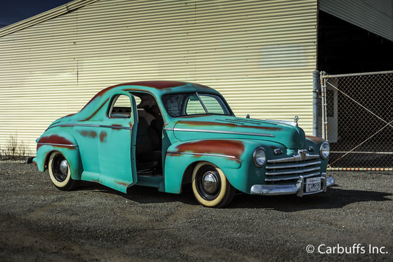 1946 Ford 3 Window Custom Coupe | Concord, CA | Carbuffs in Concord, CA