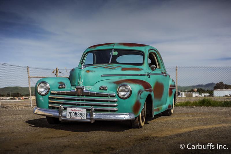 1946 Ford 3 Window Custom Coupe | Concord, CA | Carbuffs in Concord, CA
