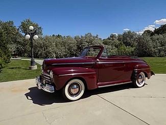 1946 Ford Super Deluxe Club Coupe - Utah Showroom Newberg, Oregon