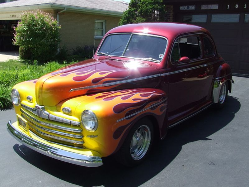 1946 Ford Super Deluxe | Mokena, Illinois | Classic Cars America LLC ...
