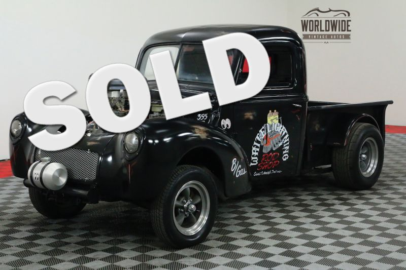 1946 Willys TRUCK HOT ROD RAT ROD HIGH DOLLAR BUILD PS PB | Denver, CO | Worldwide Vintage Autos