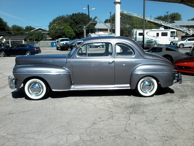 1946 Mercury Eight  coupe San Antonio, Texas 0