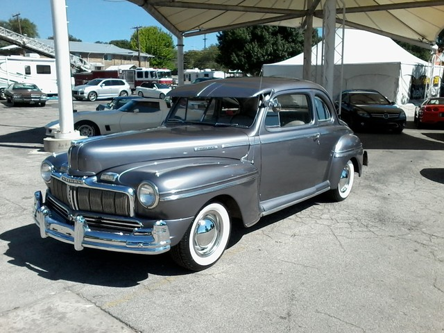 1946 Mercury Eight  coupe San Antonio, Texas 1