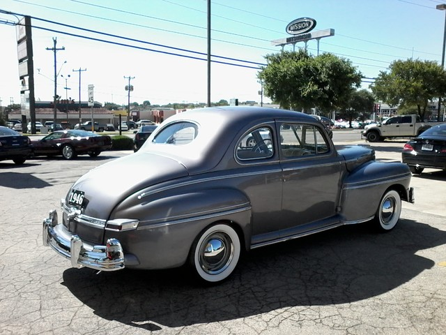1946 Mercury Eight  coupe San Antonio, Texas 5