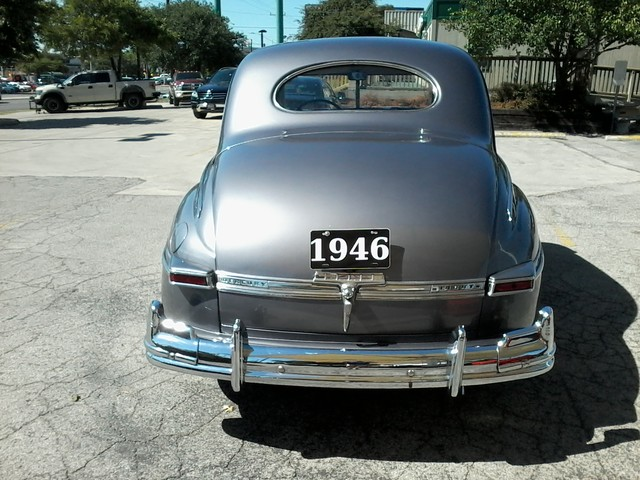 1946 Mercury Eight  coupe San Antonio, Texas 6