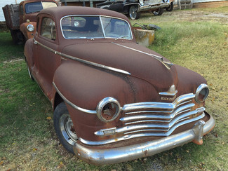 1946 Plymouth Special Deluxe in Chandler OK