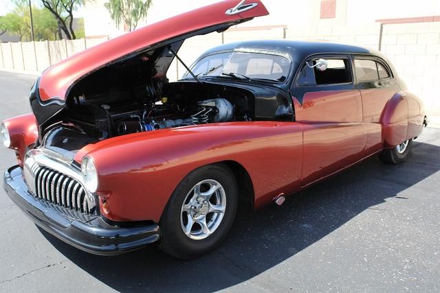 1947 Buick Roadmaster Phoenix, AZ 11
