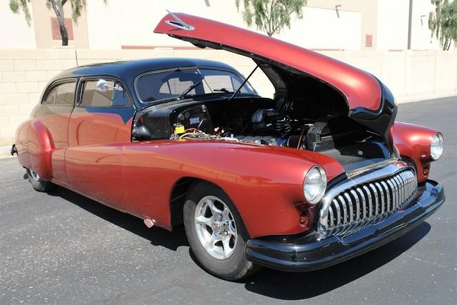 1947 Buick Roadmaster Phoenix, AZ 12