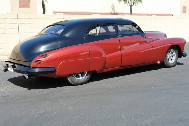 1947 Buick Roadmaster Phoenix, AZ 2