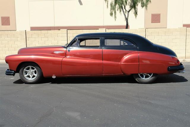 1947 Buick Roadmaster Phoenix, AZ 3