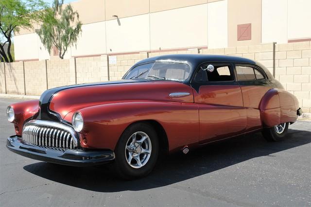 1947 Buick Roadmaster Phoenix, AZ 8