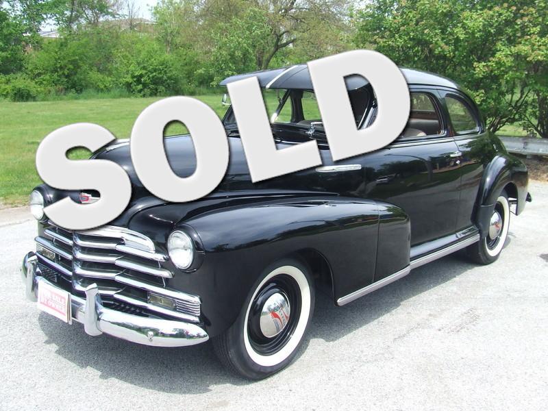 1947 Chevrolet Stylemaster  in Mokena Illinois