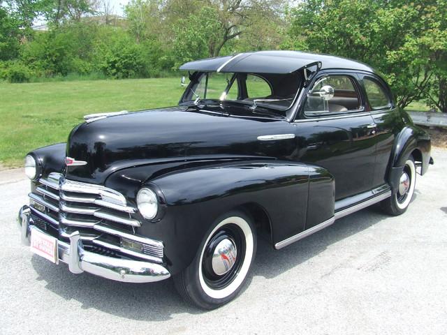 1947 Chevrolet Stylemaster    Mokena, Illinois   Classic Cars America LLC in Mokena Illinois