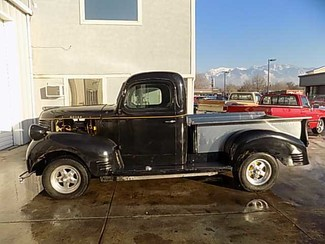 1947 Dodge Pickup - Utah Showroom Newberg, Oregon