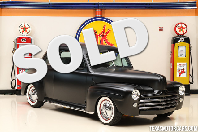 1947 Ford Coupe Financing is available with rates as low as 29 wac Get pre-approved in no tim