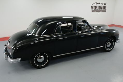 1947 Frazer STANDARD COLLECTOR 6 CYL MANUAL AMERICAN QUALITY | Denver, CO | Worldwide Vintage Autos in Denver, CO