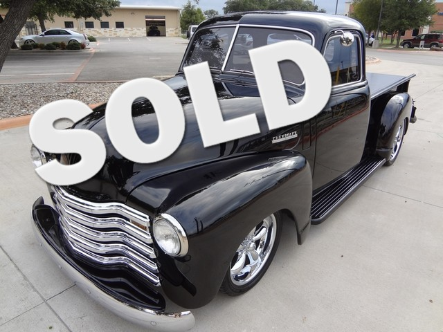 1948 Chevrolet 3100 Austin , Texas 0