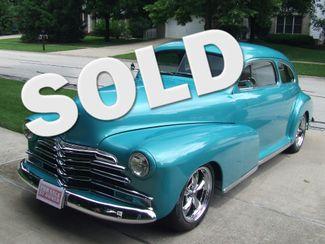 1948 Chevrolet Aero Sedan  | Mokena, Illinois | Classic Cars America LLC in Mokena Illinois