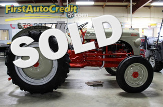 1948 Ford 8N Tractor