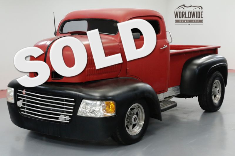 1948 Ford COE CHOPPED CUSTOM PICKUP 350V8 TH400 AUTO PB | Denver, CO | Worldwide Vintage Autos