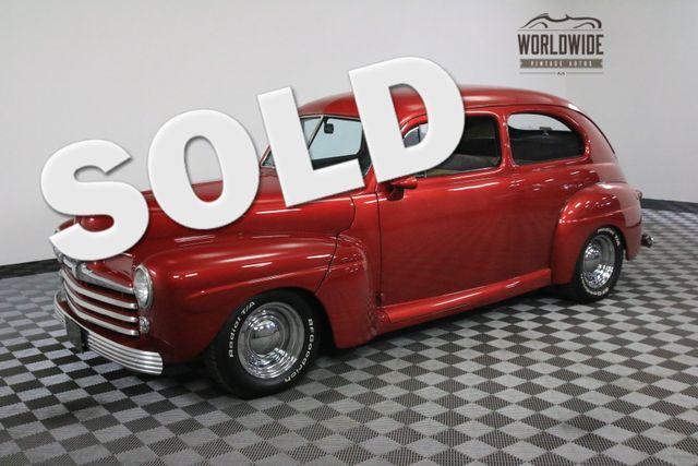 1948 Ford SEDAN HOLLEY 4-BARREL CARB AUTO | Denver, Colorado | Worldwide Vintage Autos