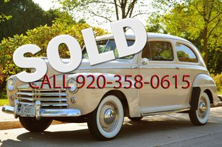 1948 Ford Super Deluxe 2 Door Sedan V8 Menasha, Wisconsin