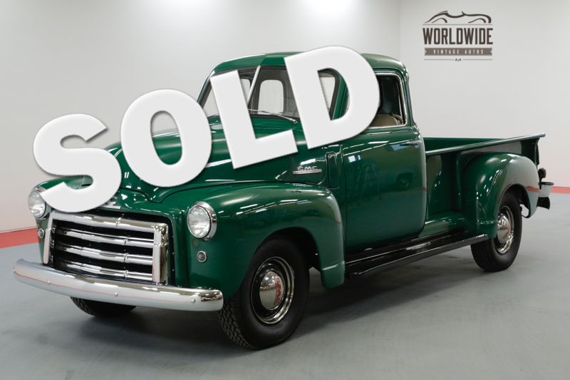 1948 GMC TRUCK 5 WINDOW FRAME OFF RESTORED HIGH DOLLAR | Denver, CO | Worldwide Vintage Autos
