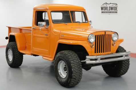 1948 Jeep WILLYS RESTORED HOT ROD 4X4 350 V8 PS | Denver, CO | Worldwide Vintage Autos in Denver, CO