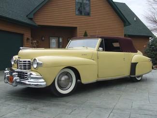 1948 Lincoln Continental Frankfort, Illinois