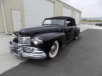 1948 Lincoln Convertible -Utah Showroom Newberg, Oregon