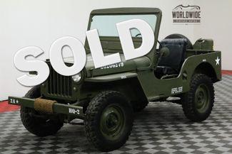 1948 Willys CJ2A in Denver CO