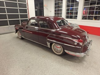 1949 Chrysler Windsor 2Dr Coupe Prof. Restoration Saint Louis Park, MN 13