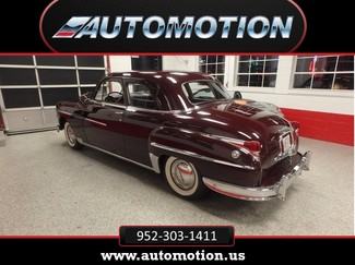 1949 Chrysler Windsor 2Dr Coupe Prof. Restoration Saint Louis Park, MN 1