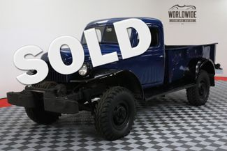 1949 Dodge POWER WAGON WDX RESTORED RARE BLUE DUMP BED | Denver, Colorado | Worldwide Vintage Autos in Denver Colorado