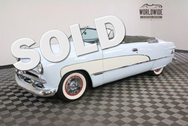 1949 Ford CUSTOM  RESTORED FLATHEAD V8 CONVERTIBLE | Denver, Colorado | Worldwide Vintage Autos