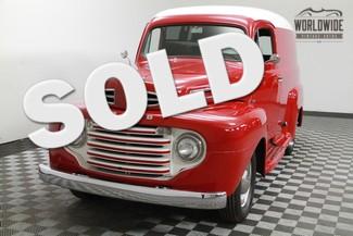 1949 Ford Panel Truck in Denver Colorado