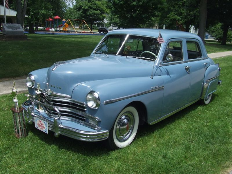 1949 Plymouth Special Deluxe | Mokena, Illinois | Classic Cars ...