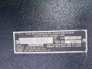 1949 Studebaker Pickup - Utah Showroom Newberg, Oregon 18