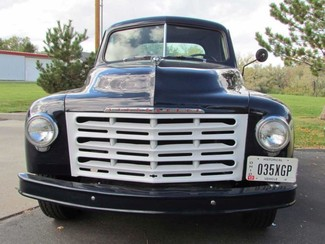 1949 Studebaker Pickup - Utah Showroom Newberg, Oregon 1