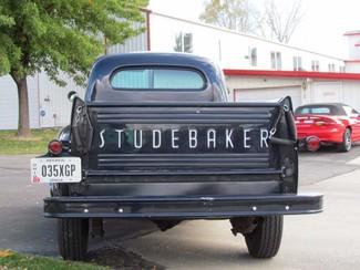 1949 Studebaker Pickup - Utah Showroom Newberg, Oregon 4