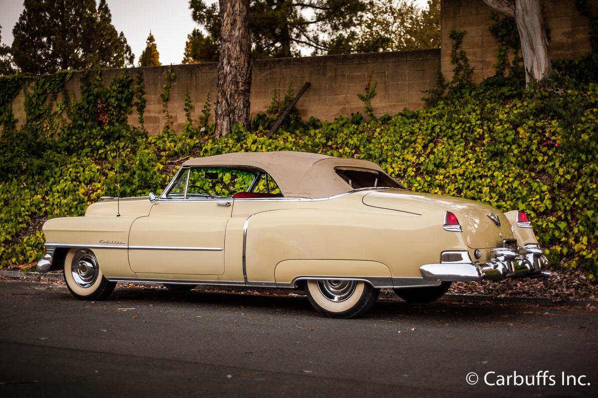 1950 Cadillac Series 62 Convertible Concord Ca 94520
