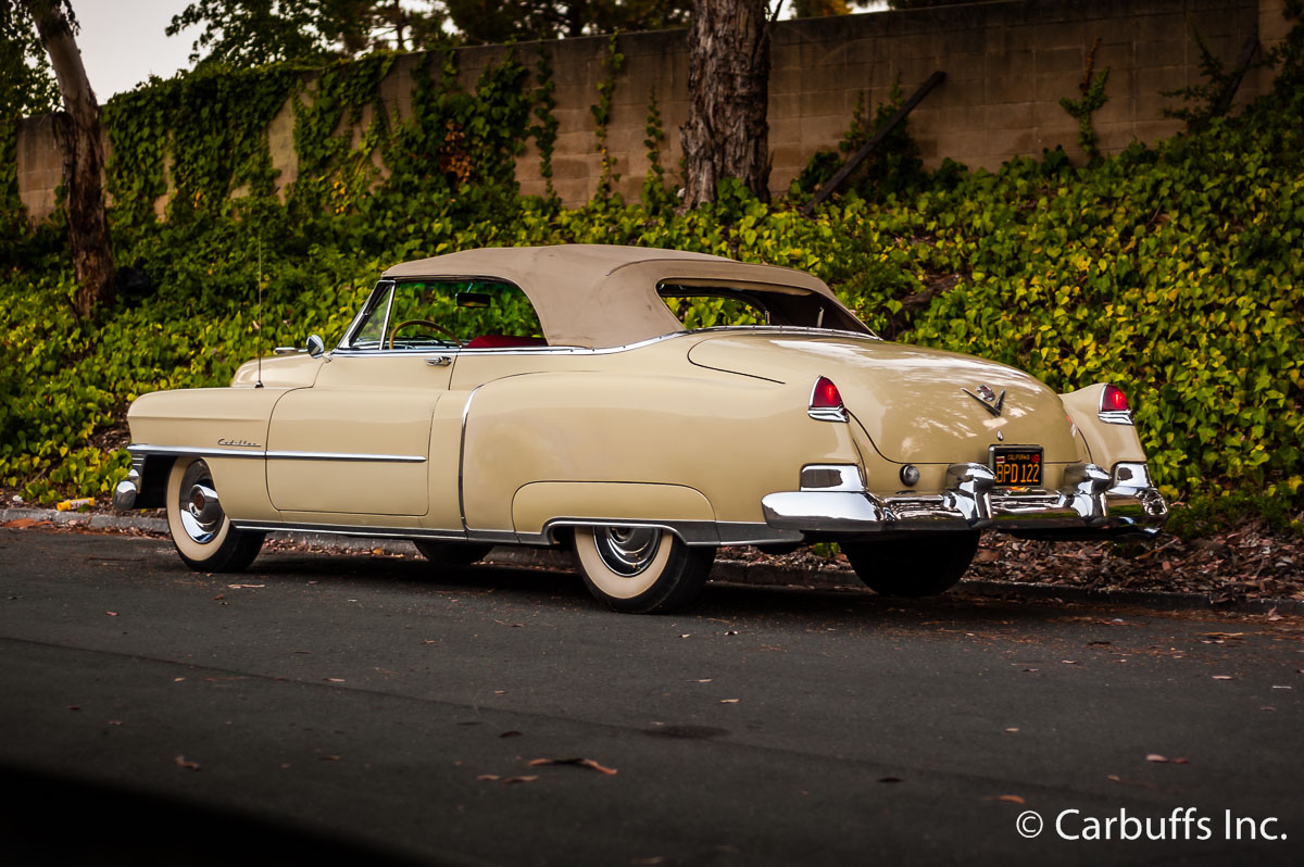 Watch Key To The City 1950 Cadillac