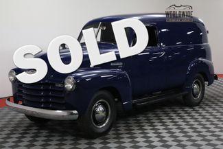 1950 Chevrolet 3100 PANEL 12 VOLT SYSTEM 235 INLINE 6 CYLINDER   Denver, Colorado   Worldwide Vintage Autos in Denver Colorado