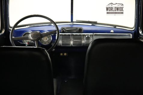 1950 Chevrolet 3100 PANEL 12 VOLT SYSTEM 235 INLINE 6 CYLINDER | Denver, Colorado | Worldwide Vintage Autos in Denver, Colorado