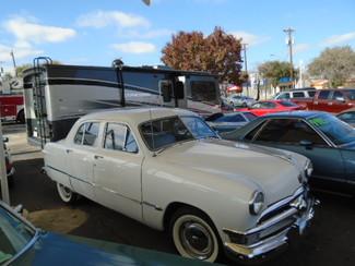 1950 Ford custom  4 door sedan San Antonio, Texas