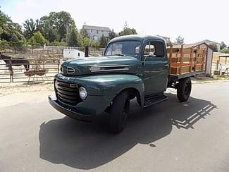 1950 Ford Stake Side -Utah Showroom Newberg, Oregon