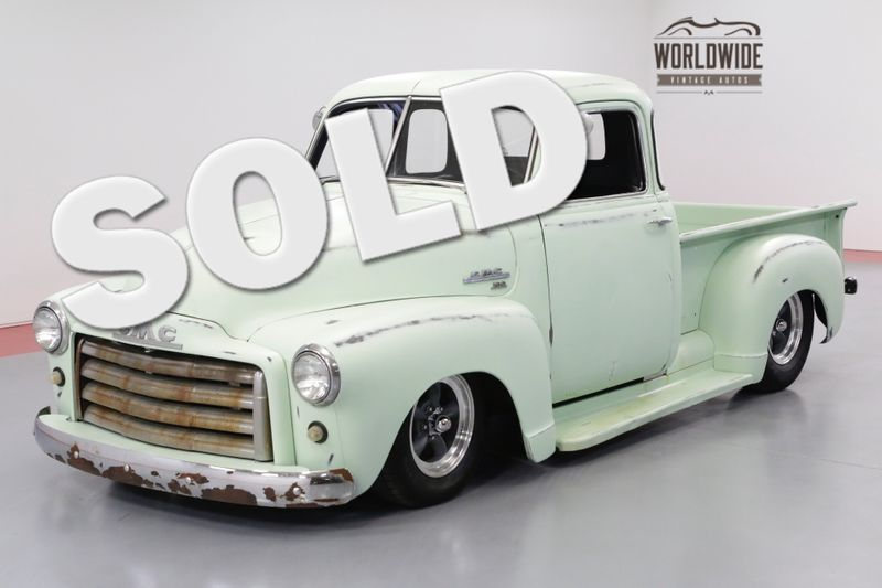1950 GMC TRUCK 5 WINDOW HOT ROD NEW 350 V8 5 SPEED PS PB | Denver, CO | Worldwide Vintage Autos