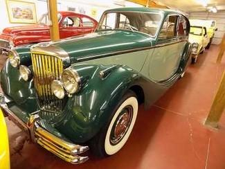1950 Jaguar MKV - Utah Showroom Newberg, Oregon