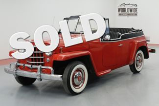 1950 Jeep JEEPSTER in Denver CO