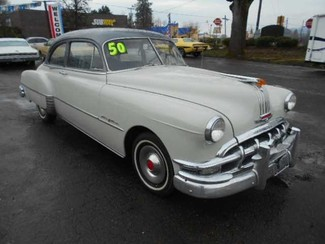 1950 Pontiac Silver Streak -Oregon Showroom Newberg, Oregon
